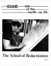 ToTM #56 The School of Reductionism Part II | eBooks | Religion and Spirituality