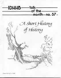ToTM #57 A Short History of History | eBooks | Religion and Spirituality