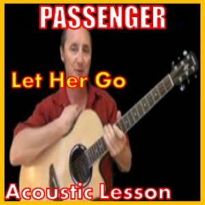 learn to play let her go by passenger