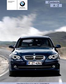 2009 bmw 5 series 535i sports wagon owners manual