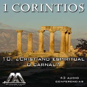 10 Cristiano espiritual o carnal? | Audio Books | Religion and Spirituality