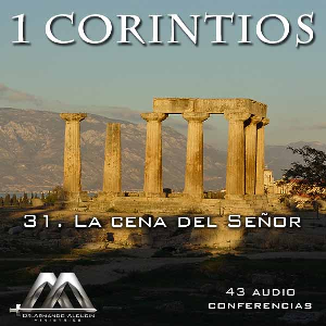 31 La cena del Senor | Audio Books | Religion and Spirituality