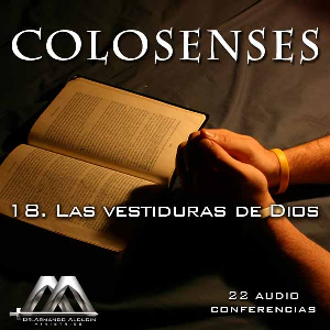 18 Las vestiduras de Dios | Audio Books | Religion and Spirituality