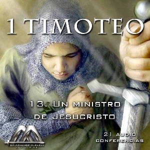 13 Un ministro de Jesucristo | Audio Books | Religion and Spirituality