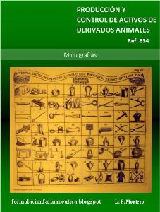 produccion y control de activos de derivados animales
