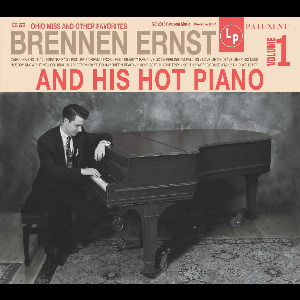 CD-273 Brennen Ernst and His Hot Piano | Music | Jazz