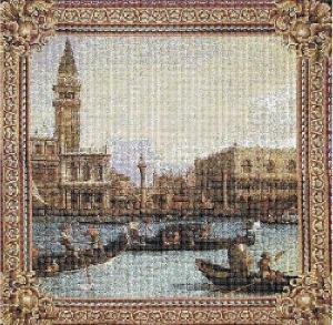 Benatky (Venice) | Crafting | Cross-Stitch | Other