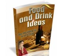 Food And Drink Ideas | eBooks | Food and Cooking