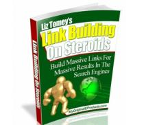 Link Building On Steroids | eBooks | Internet