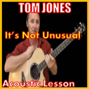 Learn to play It's Not Unusual by Tom Jones | Movies and Videos | Educational