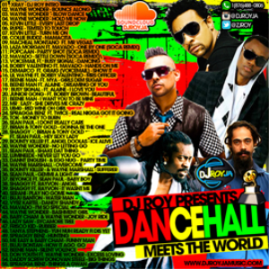 dj roy dancehall meets the world mix