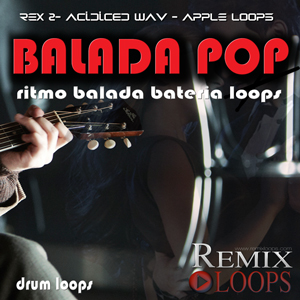 balada pop drums