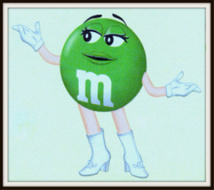 M&M's Candy Magazine Ads Package | Photos and Images | Food