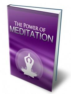 the power of meditation