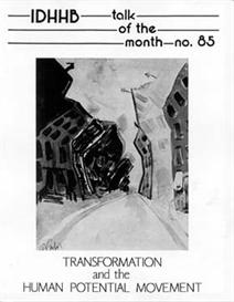 ToTM #85 Transformation and the Human Potential Movement | eBooks | Religion and Spirituality