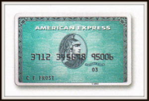 American Express Magazine Ads Package | Photos and Images | Business World