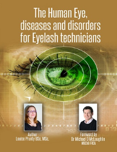 The Human Eye, diseases and disorders for Eyelash technicians. | eBooks | Education