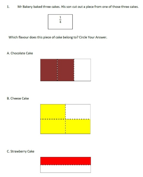 First Additional product image for - Fractions Word Problems - 4th Grade, 5th Grade