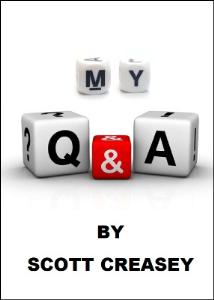 My Q&A | eBooks | Entertainment