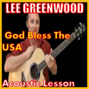 Learn to play God Bless The USA by Lee Greenwood | Movies and Videos | Educational
