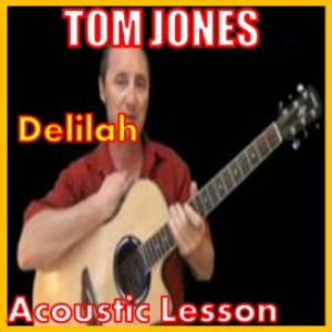 Learn to play Delilah by Tom Jones | Movies and Videos | Educational