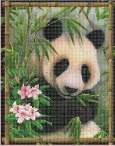 Panda | Crafting | Cross-Stitch | Other