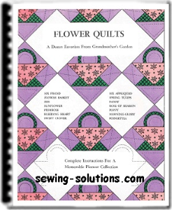 flower quilt patterns ebook