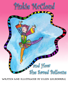 Pinkie McCloud and How She Saved Ballooze | eBooks | Children's eBooks