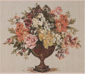 Kytice (The bouquet) 2 | Crafting | Cross-Stitch | Other