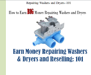 Repairing Washers and Dryers 101 | eBooks | Self Help