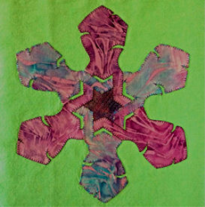 Spirit of Wind applique pattern | Crafting | Sewing | Quilting