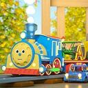 Learn Letters With Max the Glow Train – TOYS (Letters and Toys) | Movies and Videos | Children's