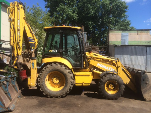 Komatsu WB93R-5 Backhoe-Loader Service Repair Workshop Manual Download (SN: F50003 and up) | Documents and Forms | Building and Construction