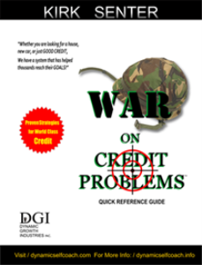 war on credit problems