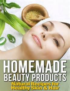 make your own organic beauty products