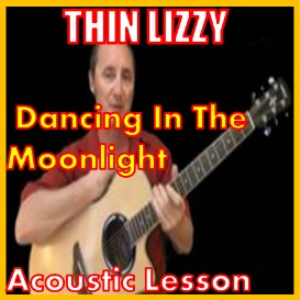 Learn to play Dancing In The Moonlight by Thin Lizzy | Movies and Videos | Educational