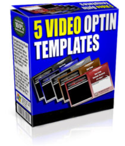 5 video optin templates