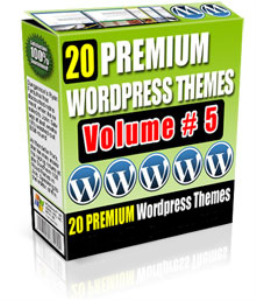 20 premium wordpress themes volume #5