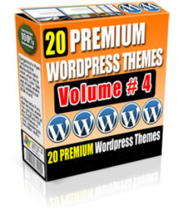 20 premium wordpress themes volume #4