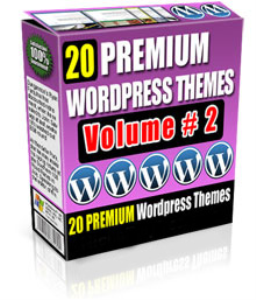 20 premium wordpress themes volume #2