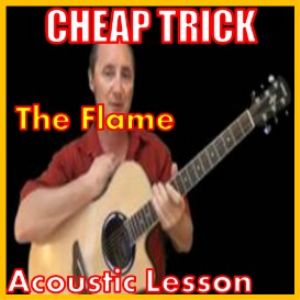 Learn to play The Flame by Cheap Trick | Movies and Videos | Educational