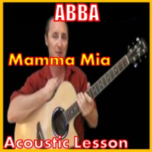Learn to play Mamma Mia by ABBA | Movies and Videos | Educational