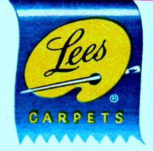 lees carpets magazine ads package