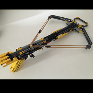 Crossbow Lego MOC | eBooks | Technical