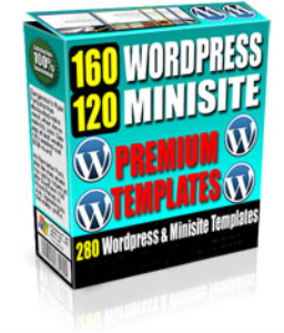 280 premium wordpress themes and website templates