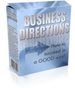 business directions templates