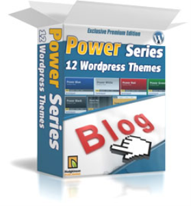 wordpress power themes collection