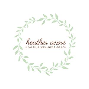 wreath logo design