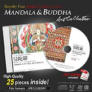 Buddhist Mandala Art Collection | Other Files | Stock Art