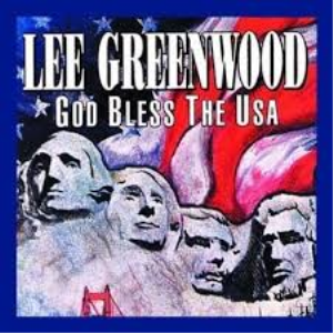 God Bless the USA for Orchestra, Vocal solo and optional SATB Choir | Music | Country
